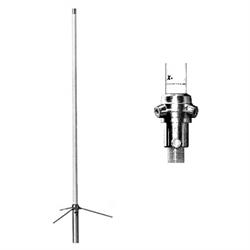 The Diamond CP62  is a  (2-5/8 wave) heavy duty aluminum base antenna