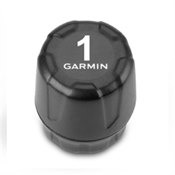 Garmin Zumo Tire Pressure Monitor Sensor (TPMS) enables you to monitor your moto...