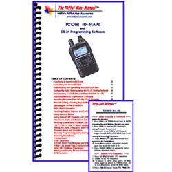 Mini Manual for ICOM ID-31A