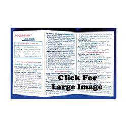 Mini Manual for IC-V8