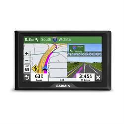 "5"" GPS Navigator With Travel Data"