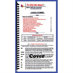 Compact FT-8800R Mini-Manual