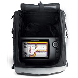 """HELIX 5 Sonar PT features ?a brilliant 800H x 480V, 5"""" 256 colour display"""