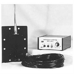 50 kHz - 30 MHz, SWL Indoor Active Antenna, 54'' Telescope Whip