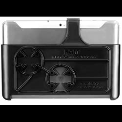 RAM-HOL-SAM5U  - RAM EZ-ROLL'R™ Model Specific Cradle for the Samsung Galaxy Tab 10.1 & Galaxy Tab 2 10.1 WITHOUT CASE/SKIN/SLEEVE