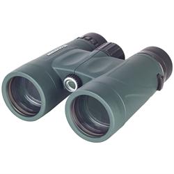 8x42 Binocular, BaK-4 Prisms w/ Phase Coating, Fully Multi-Coated Optics, Compac...