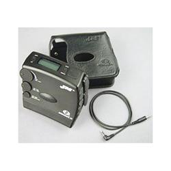 """Integratr""""¢ IV Portable Audio System Kit (includes belt pouch & aux input cable..."""