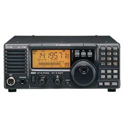 Compact HF, RF gain, noise blanker, 101 memory channels, VOX, Digital S/RF meter...