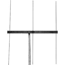 Portable 3 Element 2 Meter Beam Antenna
