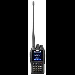 VHF/UHF dualband DMR handheld transceiver