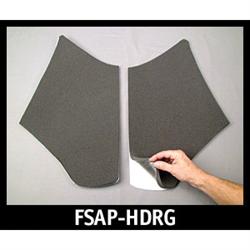 Fairing/Speaker Acoustic Pads for 1998-2010 Harley® RoadGlide Fairing