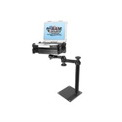 RAM Universal Drill-Down Laptop Mount