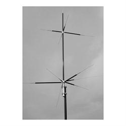 Eight Band base station antenna,  80/40/20/15/10/6/2M/70cm