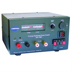 SPS-75MV. IT, SWITCHING PS, 75A, MTR,ADJ. 13.8VDC