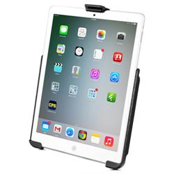 RAM-HOL-AP14U - RAM EZ-ROLL'R™ Model Specific Cradle for the Apple iPad mini 1-3...