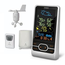 Backyard Pro Home Wireless Weather Station