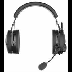 Earmuff Headset for Bluetooth and Intercom