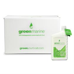 Case (12) Green Marine Fluid -1qt ea
