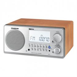 Wooden Cabinet Digital Tuning Radio (Walnut)