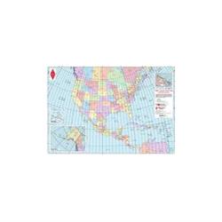 ARRL Amateur Radio Map of North America