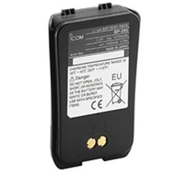 Icom 7.2V Li-Ion BP-285 Battery. Compatible with Icom M93D Handheld VHF.