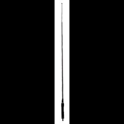 2420T, ANTENNA,  BASE LOADED 20M HF WHIP MOBILE ANTENNA