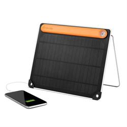 5w Solar Panel & On-Board Battery