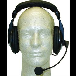 MFJ-393i Boom-mic headphones