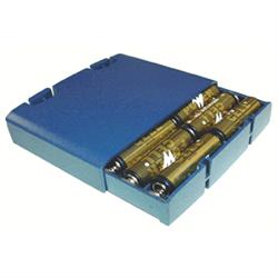 Battery Pack (blue) Alkaline  - Fits Sovereign GT and Eureka Gold.