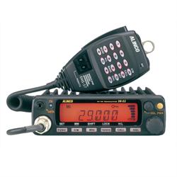 Mobile 10M Transceiver, 28 - 29.695 MHz, NFM, 10 Watt, 100 memory channels