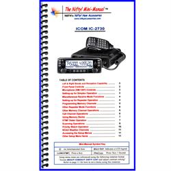 Compact IC-2730 Mini-Manual