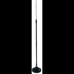 HF Mini Stick, 20M, 3/8-24, W/Whip