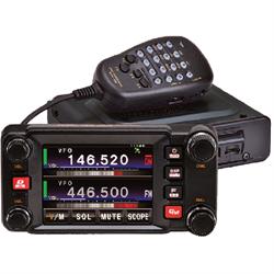 Yaesu FTM-400XDR 12.5 kHz C4FM/FDMA 144/430MHz Dual Band Digital Mobile Transceiver