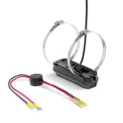 MEGA DI+ Dual Spectrum CHIRP Trolling Motor Transducer w/Temp f/HELIX MEGA DI