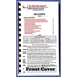 Compact IC-706MKIIG Mini-Manual