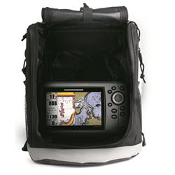 "HELIX 5 Sonar GPS PT features a brilliant 800H x 480V, 5"" 256 colour disp..."