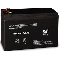 MarCum Replacment 12 volt 9amp battery