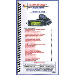 Compact IC-2820 Mini-Manual