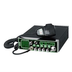 Galaxy SR-955-HPC 10 metre radio with AM/FM/SSB with multi colored display