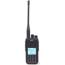 Dual Band DMR Digital Two Way Radio