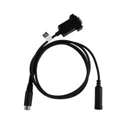 Yaesu CT-163 data cable for use with the Yaesu FTM-400DR