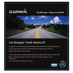 City Navigator® South America NT