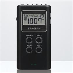 Sangean DT-180 FM-Stereo / AM Pocket Receiver