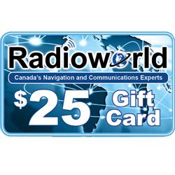 Radioworld $25 Gift Card