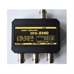 Triplexer  50/146/446MHz - no leads - SO-239 / PL-259 connectors.