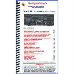 Compact FTdx5000 Mini-Manual