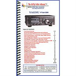 Compact FTdx1200 Mini-Manual