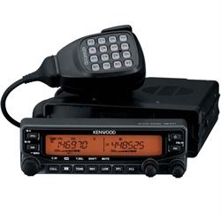 144/440 MHz FM Transceiver, 50 Watts on both bands, EchoLink sound card interfac...