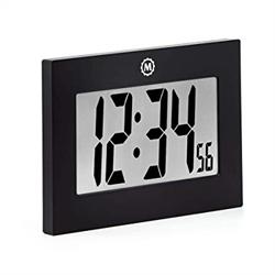 "Large Digital Frame Clock with 3.25"" Digits"