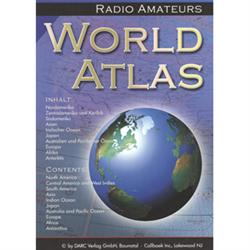 ARRL BOOK 5226 - Radio Amateurs World Atlas
